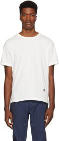 Paul Smith White Cherry Solid T-Shirt