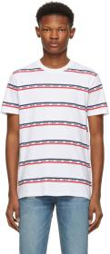 Levi's Multicolor Striped 'Set In Mission' T-Shirt