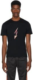 Givenchy Black 'Mad Love Tour' T-Shirt