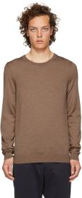 Boss Brown Leno-P Sweater