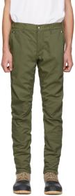 nonnative Green Alpinist Easy Trousers