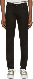 Levi's Black 512 Slim Taper Jeans