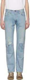 Levi's Vintage Clothing Blue 505 1967Jeans