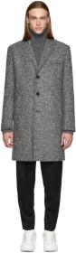 Hugo Grey Malte 1841 Coat