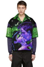Prada Multicolor Lovers & Stars Jacket