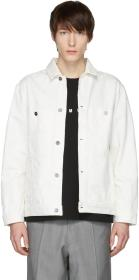 Études White Denim Guest Jacket