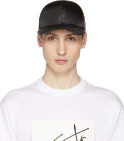 Prada SSENSE Exclusive Black Arca Edition Cap