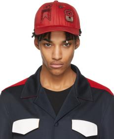 Valentino Red Valentino Garavani Embroidered Cap
