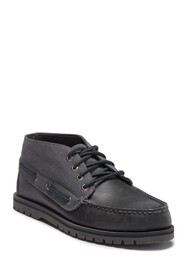 Sperry Leewarrd Leather Moc Toe Chukka Sneaker
