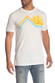 C & C California Into the Sun Tee