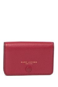 Marc Jacobs Empire City Business Leather Card Case