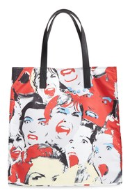 Marc Jacobs 'B.Y.O.T. - Scream Queen' Printed Tote