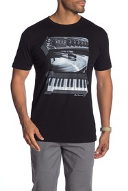 Ben Sherman Photo Graphic Print Tee