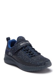 Skechers Elite Flex Hook-and-Loop Sneaker (Little