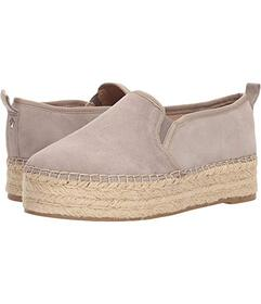 Sam Edelman Putty Kid Suede Leather