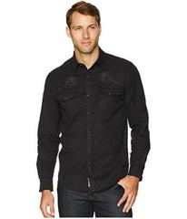 Lucky Brand Long Sleeve Embroidered Western Shirt