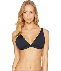 Roxy Solid Softly Love Elongated Tri Top