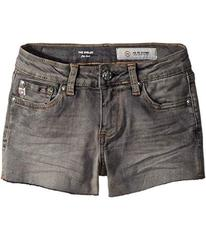 AG Adriano Goldschmied The Shelby Fray Shorts w/ R