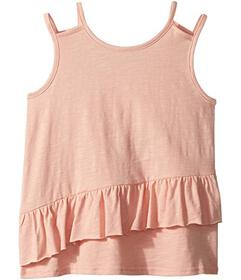 AG Adriano Goldschmied Kids Pigment Dyed Jersey Ru