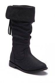 Nicole Miller Ladon Slouch Tall Boot (Toddler