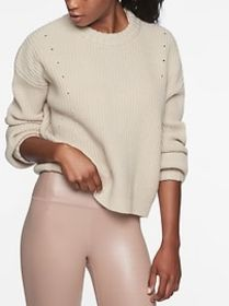 Wool Cashmere Lucca Sweater