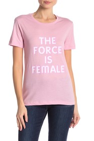 Rebecca Minkoff Delaney The Force is Female Graphi