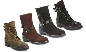 Olivia Miller Women's Edgy Fashion Boots