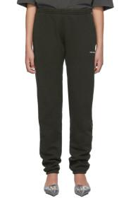 Balenciaga Black Jogger Lounge Pants