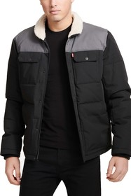 Levi's Faux Shearling Woodsman Jacket