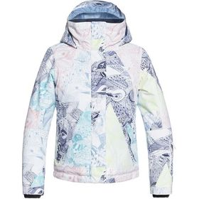 Roxy Jetty Hooded Jacket - Girls'