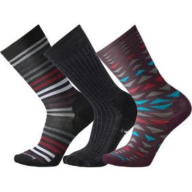 Smartwool Trio 1 Sock - 3-Pack - Men's