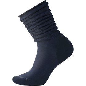 Smartwool Slouch Cable Mid Calf Sock - Women's