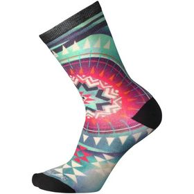 Smartwool Morningside Print Crew Sock - Women's