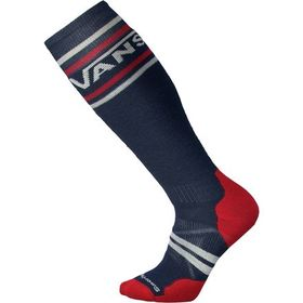 Smartwool PhD Slopestyle Vans Stripes Medium Sock