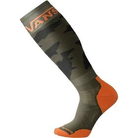 Smartwool PhD Slopestyle Vans Trout Light Sock - M