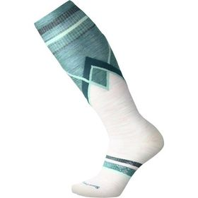 Smartwool PhD Ultra Light Pattern Ski Sock - Women