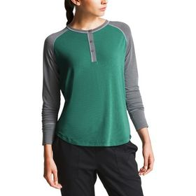 The North Face In-A-Flash Raglan Long-Sleeve T-Shi