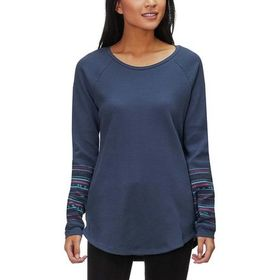 Columbia Along The Gorge Printed Long-Sleeve Crew