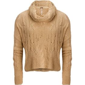 Free People Shades Of Dawn Pullover Sweater - Wome