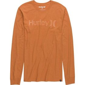 Hurley One & Only Push Through Long-Sleeve T-Shirt