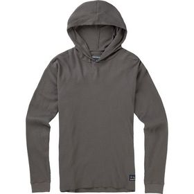 Burton Duntime Waffle Hooded Long-Sleeve T-Shirt -