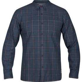 Hurley Towns Woven Long-Sleeve Top - Men's