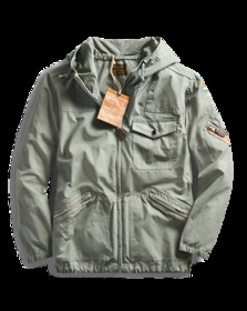 Ventile® Flight Jacket