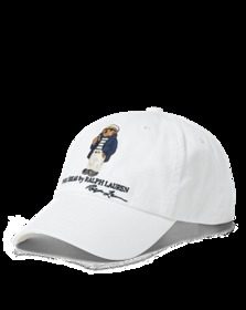 Sailor Polo Bear Cap