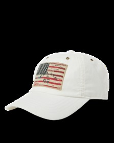 Flag Patch Baseball Cap