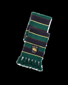 Regimental Merino Wool Scarf