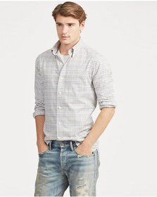 Classic Fit Tattersall Shirt