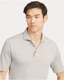 Active Fit Herringbone Polo