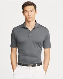 Active Fit Houndstooth Polo