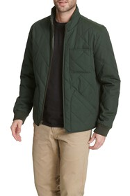 Dockers Cotton Diamond Quilted Jacket